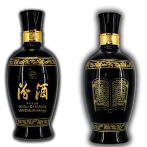 蓝瓷汾酒不错