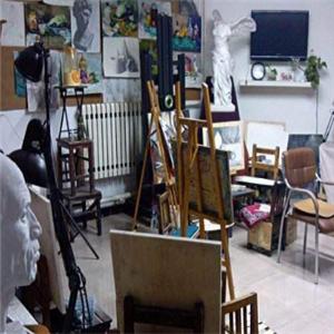 七月画室环境