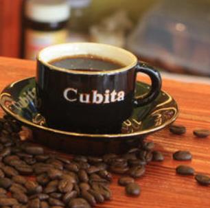 古巴咖啡宣传