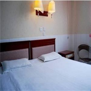 小貝殼酒店床上