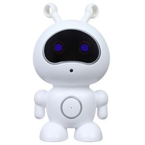 小朵智能机器人白色