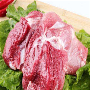 一號土豬肉綠色