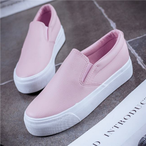 一腳蹬女鞋粉色