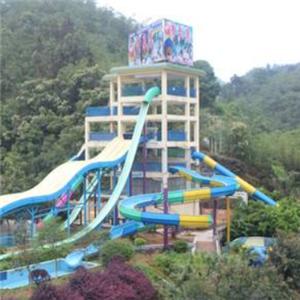 清泉灣水上樂園滑滑梯