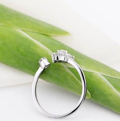 維羅納銀飾戒指