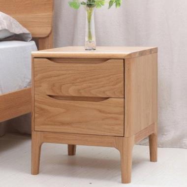 維莎實木家具床頭柜