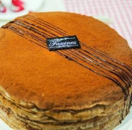 法西妮蛋糕巧克力
