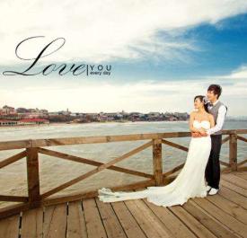 情忆时尚婚纱摄影加盟
