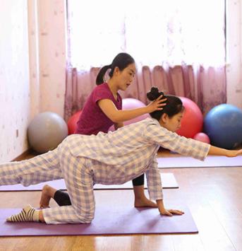 寶媛會月子護理中心瑜伽