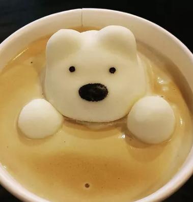 寶拉白熊咖啡廳