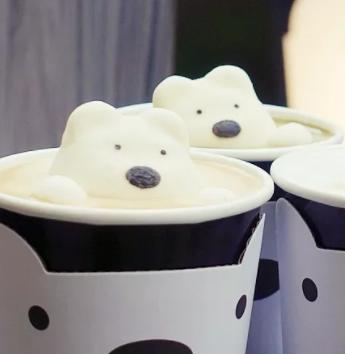 寶拉白熊咖啡廳優質