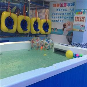 爱亲婴儿游泳馆泳池