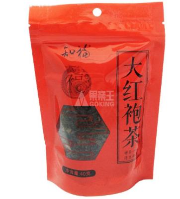 知福大红袍茶叶