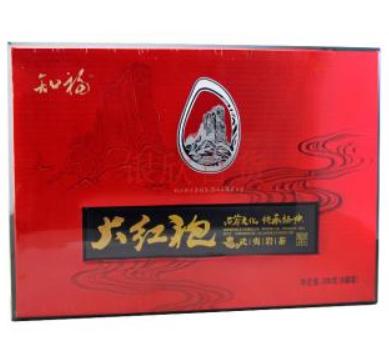 知福大红袍产品