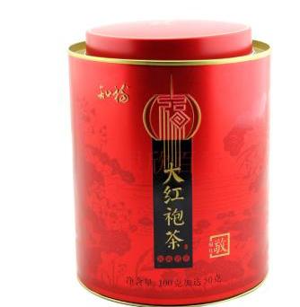 知福大红袍灌装