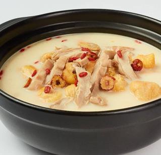 金龍匯生榨椰汁雞豬肚雞小龍蝦豬肚湯