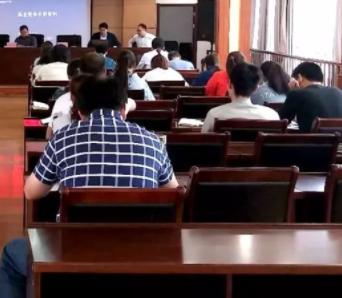 知问律师事务所培训