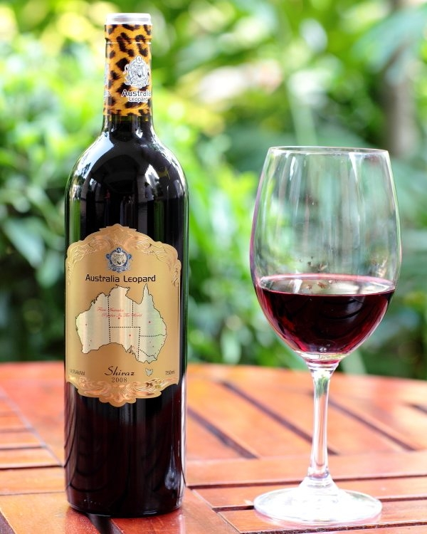 中華葡萄酒