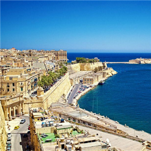 马耳他移民大海