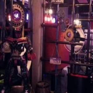 魔力手餐厅