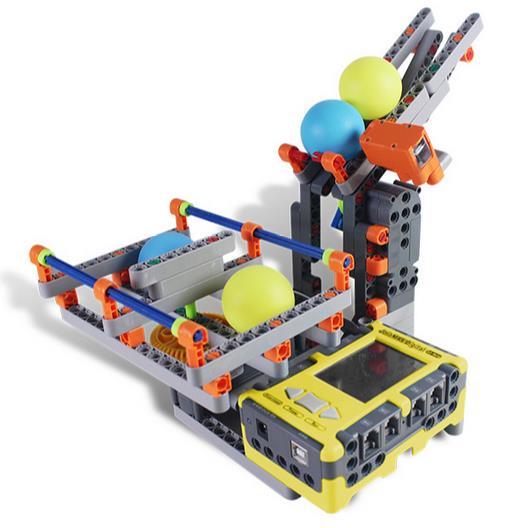 中鸣教育机器人产品