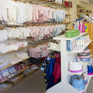婴之谷孕婴店展示