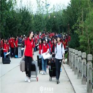 丹青美术学校游玩