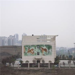 丹青美术学校外观