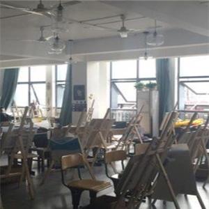 丹青美术学校教室
