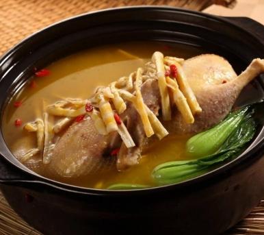 土哥老鸭汤