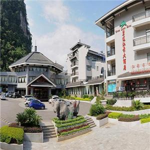碧莲江景大酒店加盟