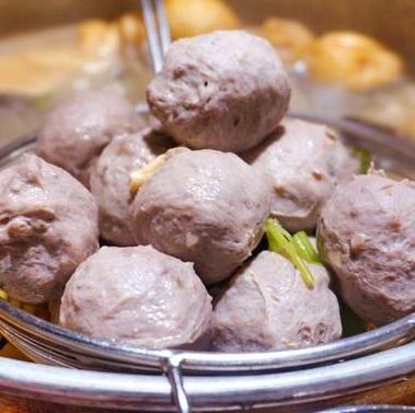 龍軒潮汕鮮牛肉牛肉丸