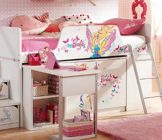 喜爱多儿童家具环保