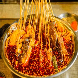 川渝風砂鍋串串香辣椒