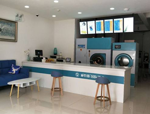 維特斯國際洗衣細緻
