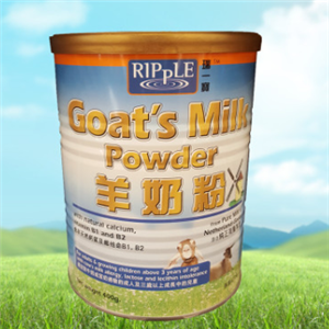 瑞一寶羊奶粉補鈣