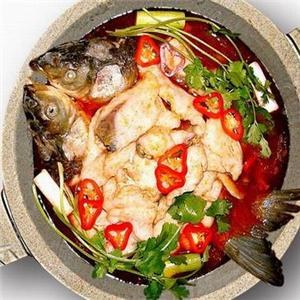 老郭燒烤烤活魚石鍋魚經典