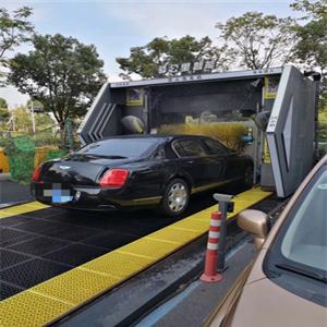 驿公里智能洗车优势