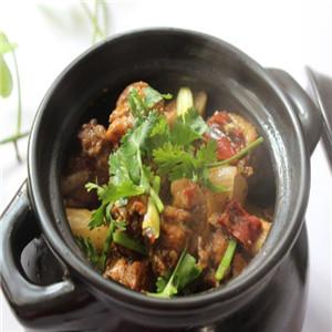 九爺煲烤魚雞煲微辣
