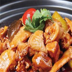九爺煲烤魚雞煲菜品新鮮