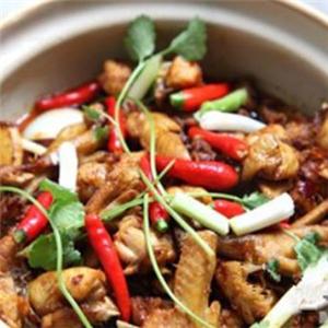 莊記雞煲王美味