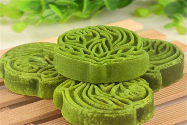 昊聚德綠豆糕