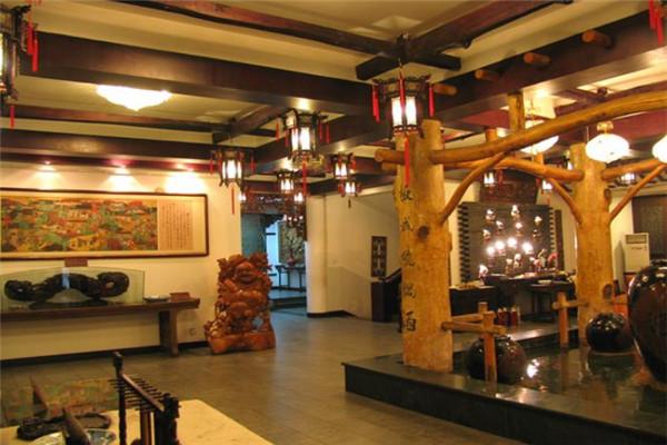 慶元亨內部大廳