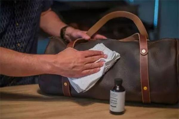秀革皮具護理護理包