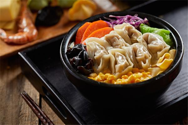 诱选虾仁水饺·馄饨先生细节