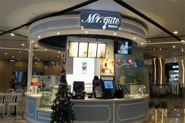甜品鮮森門店