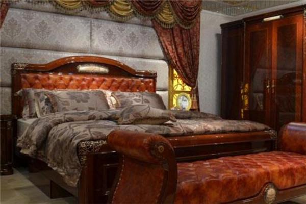 永豪軒家具紅木床