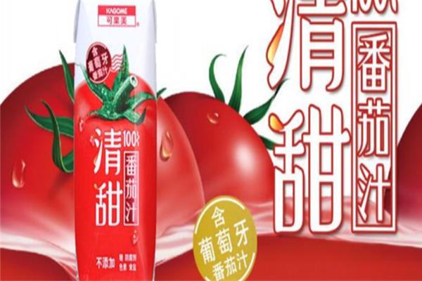 可果美番茄汁優勢