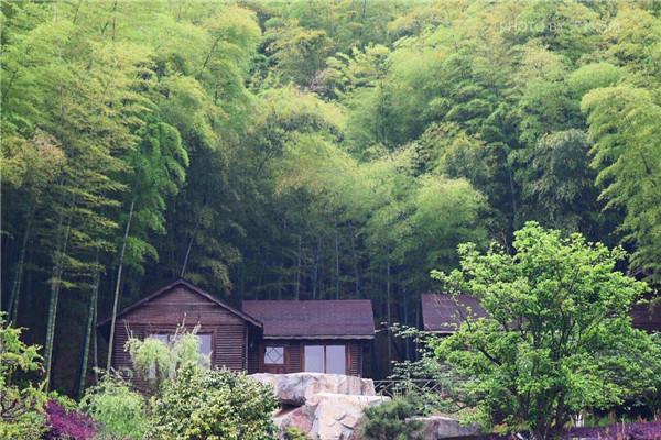 绿野山居度假村