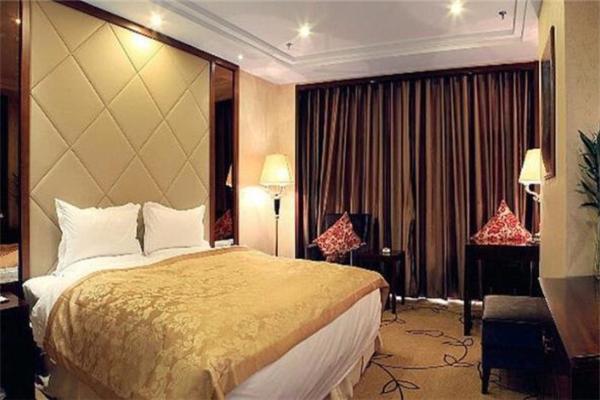 海航大酒店套房